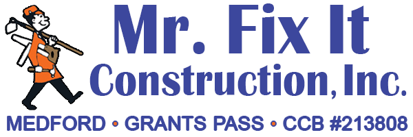 Mr. Fix it Construction | Medford, Oregon